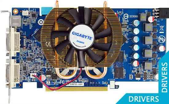 Видеокарта Gigabyte GeForce GV-N98TZL-1GH