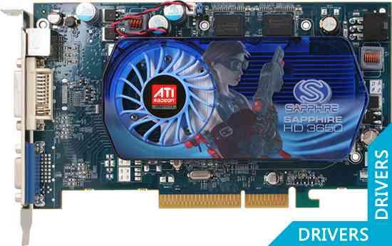 Видеокарта Sapphire Radeon HD 3650 512MB GDDR3 AGP