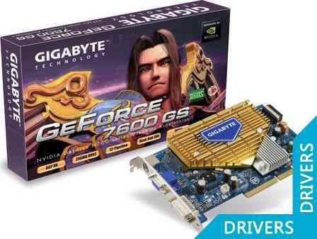 Видеокарта Gigabyte GeForce GV-N76G256D-RH