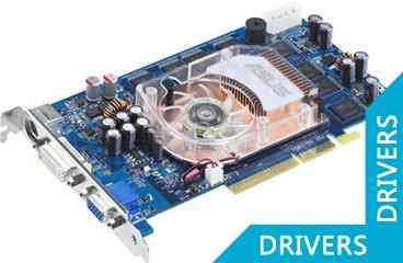 Видеокарта ASUS GeForce N6800