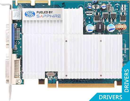 Видеокарта Sapphire Radeon HD 2400XT