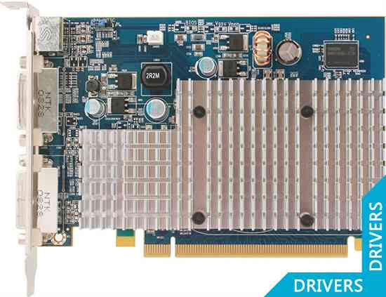 Видеокарта Sapphire Radeon HD 3450 512MB DDR2