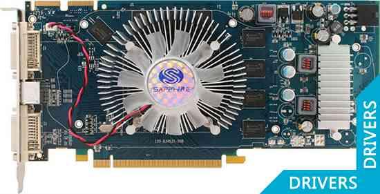 Видеокарта Sapphire Radeon HD 3850 512MB GDDR3
