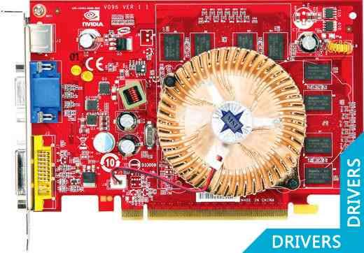 ���������� MSI GeForce NX8500GT-TD256E