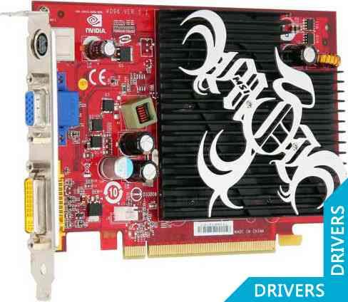 ���������� MSI GeForce NX8500GT-TD256EZ