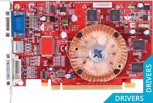 Видеокарта MSI Radeon RX1300PRO-TD256E