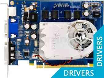 Видеокарта SPARKLE GeForce SF-PX86GT256U2-HM