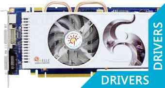 Видеокарта SPARKLE GeForce SF-PX98GT512D3-HM