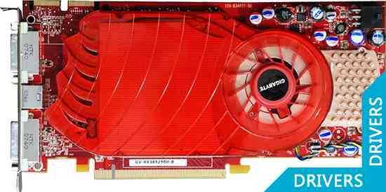 ���������� Gigabyte Radeon GV-RX385256H-B