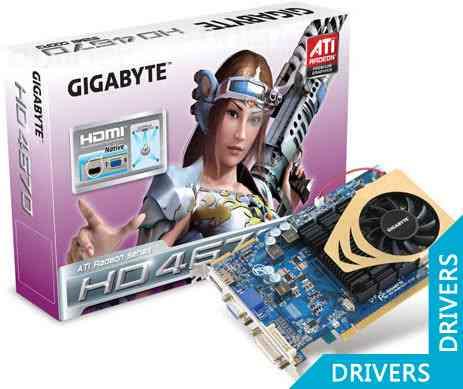 ���������� Gigabyte Radeon GV-R467D3-512I