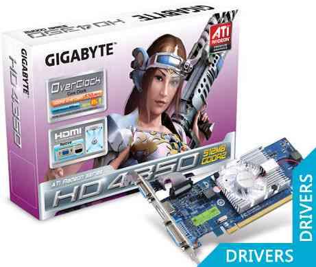 Видеокарта Gigabyte Radeon GV-R435OC-512I
