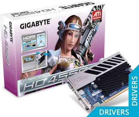 ���������� Gigabyte Radeon GV-R455D3-512I