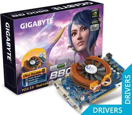���������� Gigabyte GeForce GV-NX88G384H
