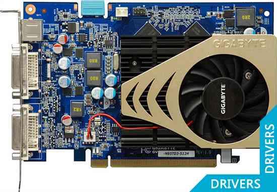 Видеокарта Gigabyte GeForce GV-N95TD3-512H