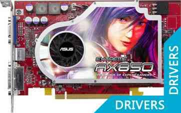 ���������� ASUS Radeon Extreme AX850PRO