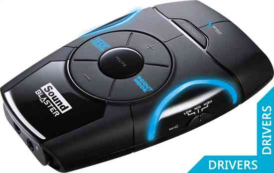 Звуковая карта Creative Sound Blaster Recon3D (SB1300)
