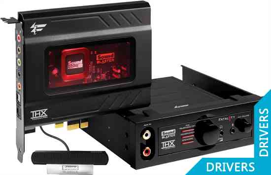 Звуковая карта Creative Sound Blaster Recon3D Fatal1ty Champion (SB1354)
