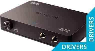 Звуковая карта Creative Sound Blaster X-Fi HD (SB1240)