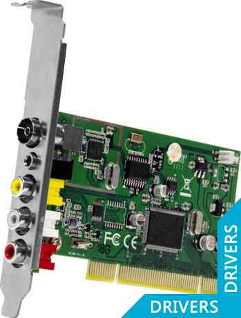 ТВ-тюнер KWorld PCI Analog TV Card II (PC134-A)