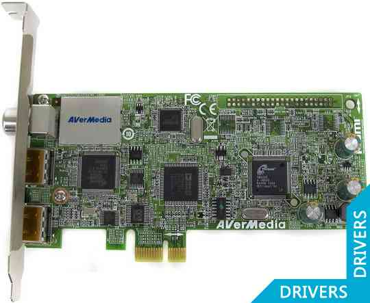 ТВ-тюнер AverMedia AVer3D Capture HD