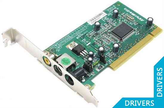 AVERMEDIA V1A3-D DRIVERS FOR PC