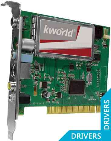 ТВ-тюнер KWorld PCI Analog TV Card II (KW-PC165-A RDS)
