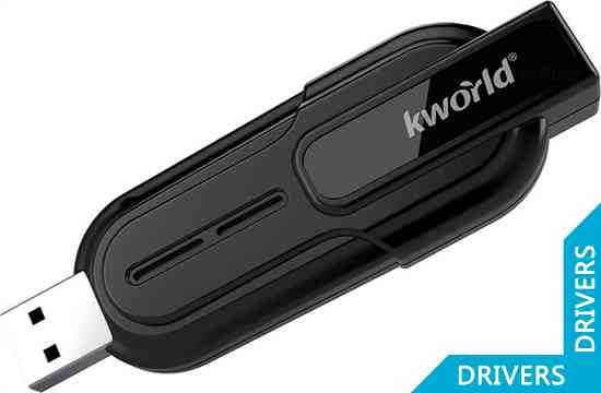 ТВ-тюнер KWorld USB Analog TV Stick III (KW-UB405-A)
