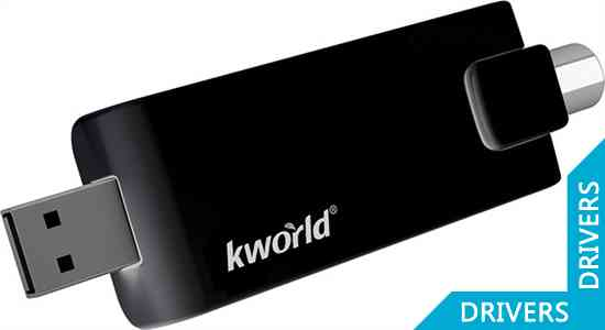 ТВ-тюнер KWorld USB Hybrid TV Stick Pro (UB424-D)