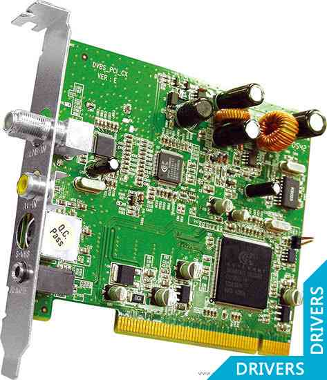 ТВ-тюнер KWorld PCI DVB-S TV Card
