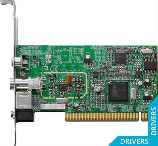 ТВ-тюнер KWorld PCI Hybrid TV Card