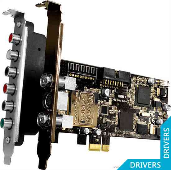 ТВ-тюнер KWorld PCIE Hybrid TV Card