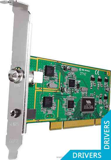 ТВ-тюнер KWorld PCI DVB-T TV Card II