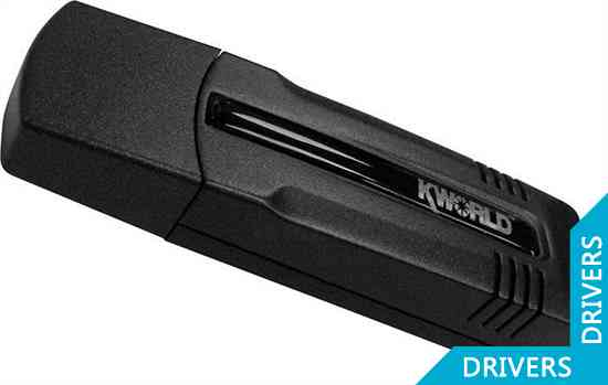 ТВ-тюнер KWorld USB Analog TV Stick Pro
