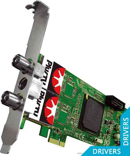 ТВ-тюнер KWorld PCIE Dual Analog TV Card