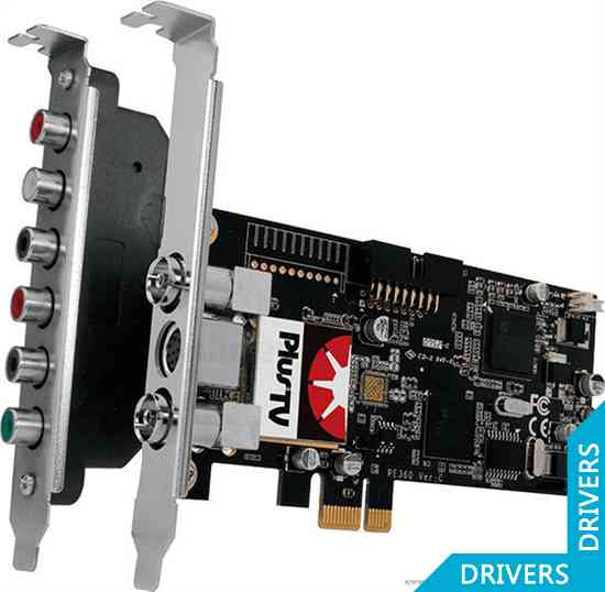 ТВ-тюнер KWorld PCIE Analog TV Card