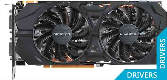 Видеокарта Gigabyte GeForce GTX 960 2GB GDDR5 (GV-N960WF2OC-2GD)