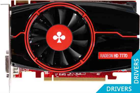 Видеокарта Club 3D HD 7770 GHz Edition 1024MB GDDR5 (CGAX-7772C)