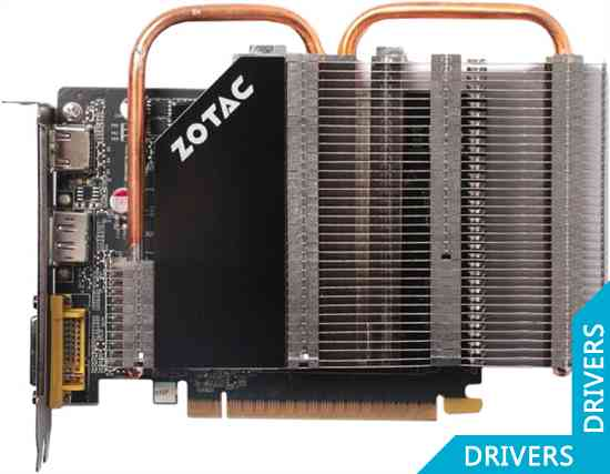 Видеокарта ZOTAC GeForce GTX 750 ZONE Edition 1024MB GDDR5 (ZT-70707-20M)