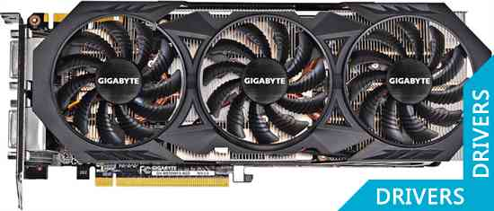 Видеокарта Gigabyte GeForce GTX 970 WindForce 3 4GB GDDR5 (GV-N970WF3-4GD)
