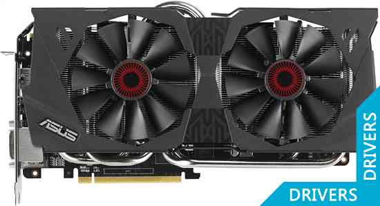 Видеокарта ASUS STRIX R9 280 3GB GDDR5 (STRIX-R9280-3GD5)