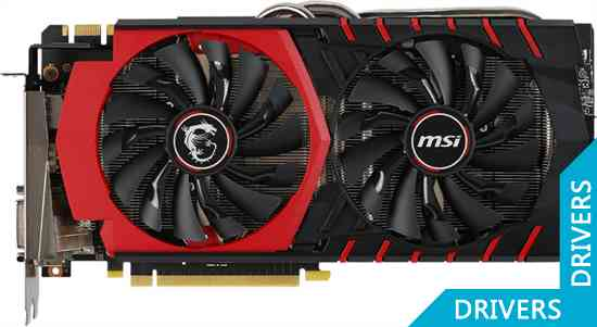 Видеокарта MSI GeForce GTX 980 Gaming LE 4GB GDDR5 (GTX 980 GAMING 4G LE)