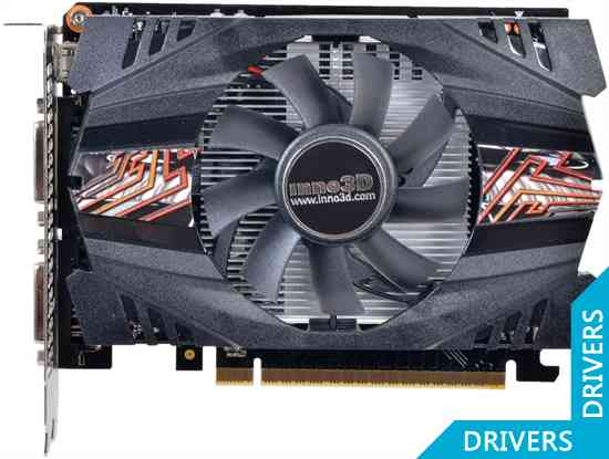 Видеокарта Inno3D GeForce GTX 650 Green 2GB GDDR5 (N65G-4SDV-E5CW)