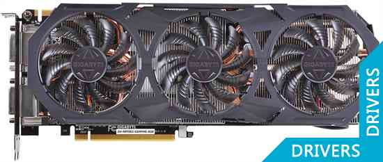 Видеокарта Gigabyte GeForce GTX 970 G1 Gaming 4GB GDDR5 (GV-N970G1 GAMING-4GD)