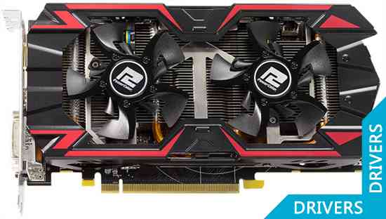 Видеокарта PowerColor TurboDuo R9 285 OC 2GB GDDR5 (AXR9 285 2GBD5-TDHE)