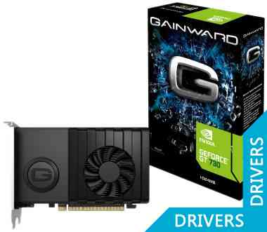Видеокарта Gainward GeForce GT 730 1024MB DDR3 (426018336-3262)