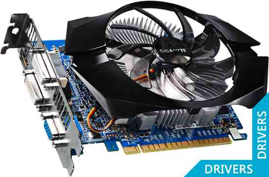 Видеокарта Gigabyte GeForce GT 740 2GB DDR3 (GV-N740D3-2GI)