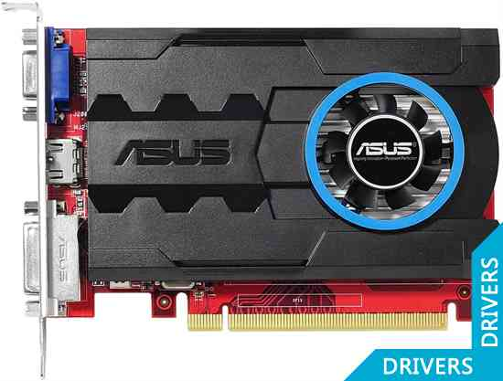 Видеокарта ASUS R7 240 1024MB DDR3 (R7240-1GD3)