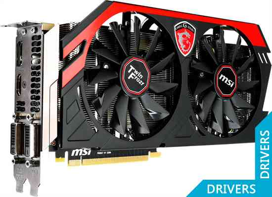 Видеокарта MSI GeForce GTX 780 Ti Gaming LE 3GB GDDR5 (GTX 780Ti GAMING 3G LE)