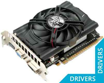 Видеокарта Point of View GeForce GTX 750 Ti 2GB GDDR5 (VGA-750i-A1-2048)