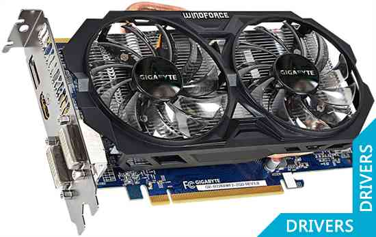 Видеокарта Gigabyte R7 260X WindForce 2 2GB GDDR5 (GV-R726XWF2-2GD (rev. 3.0))